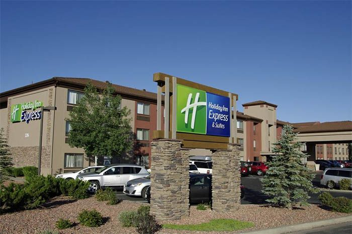 Holiday Inn Express Grand Canyon main exterior